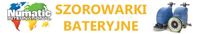 Maszyny czyszczące Numatic bateryjne