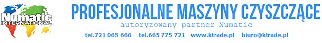 profesjonalne maszyny czyszczące Numatic ktrade.pl